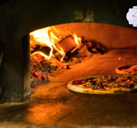 Pizza kemence